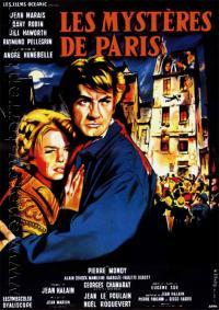 Les mysteres de Paris / Парижките потайности (1962)