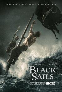 Black Sails - Season 2 ep.10 / Черни платна - Сезон 2 еп.10 - последен