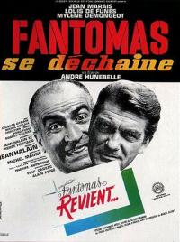 Fantomas Se Dechaine / Фантомас се развихря (1965)
