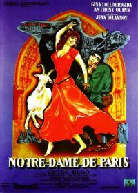 Notre-Dame de Paris / Парижката Света Богородица (1956)