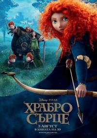 Brave / Храбро сърце (2012) (BG Audio)