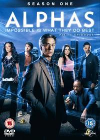 Alphas / Екип Алфа - S01E01