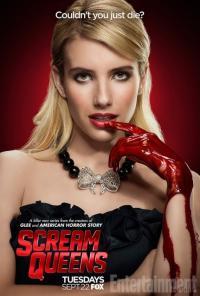 Scream Queens / Кралици на виковете - S01E09