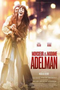 Mr & Mme Adelman / Г-н и г-жа Аделман (2017)